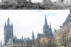 Ypres, then & now