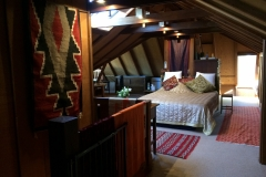 9. Attic master bedroom