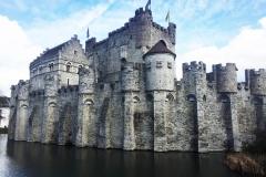 Ghent - Gravenstein Castle