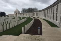 Tyne Cot Cemetery - Passchendaele