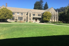 11. Pacific School of Religion where Dad Studied in '65