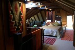 9. Attic master bedroom